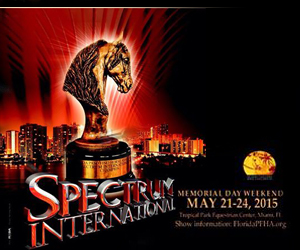 Spectrum Internacional, Mayo 21 – 24!!